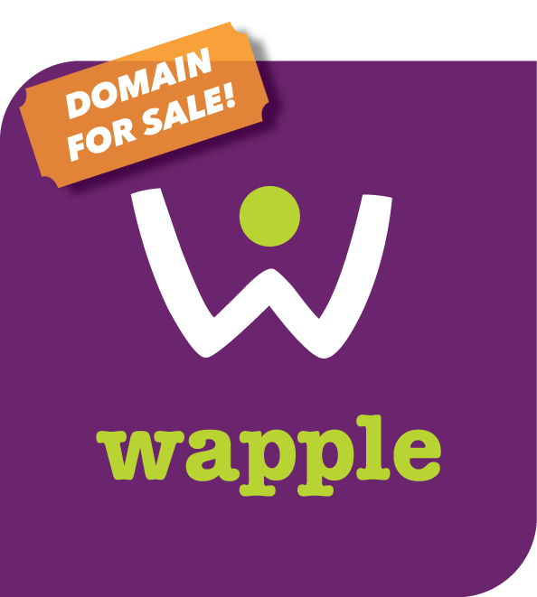 wapple.com - this premium domain is for sale